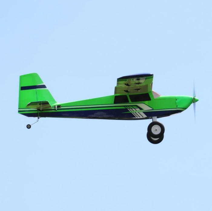 "OMPHOBBY BIGHORN 49"" Balsa Airplane"