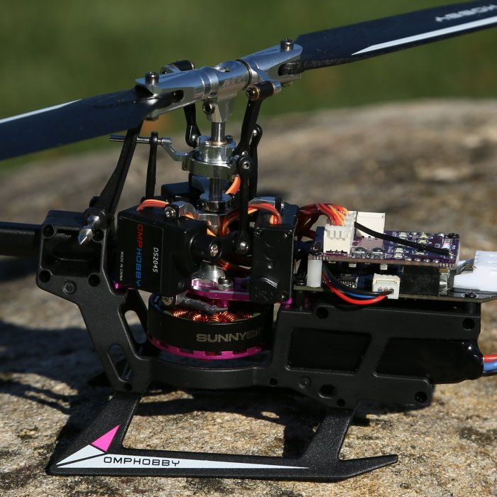 OMPHOBBY M1 RC Helicopter