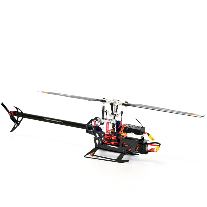 OMPHOBBY 3D helicopter M2