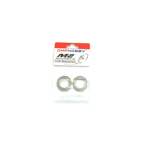 OMPHOBBY M2 Replacement Parts Ball Bearing Group(6701ZZ)(2Pcs) For M2 2019/V2/Explore OSHM2050