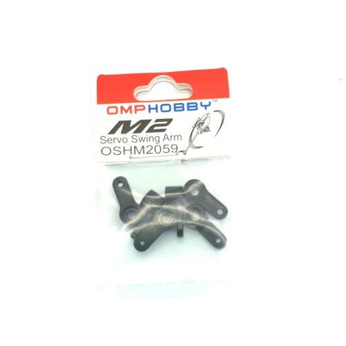 OMPHOBBY M2 Replacement Parts Servo Swing Arm(6Pcs) For M2 2019/V2/Explore OSHM2059