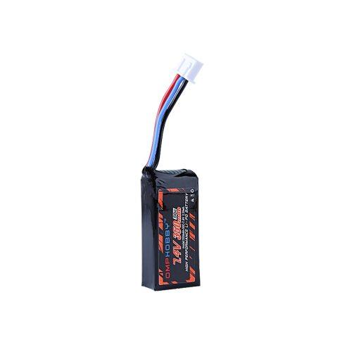 OMPHOBBY M1 Replacement Parts Lithium Battery Set 2S 350mAh 50C OSHM1024