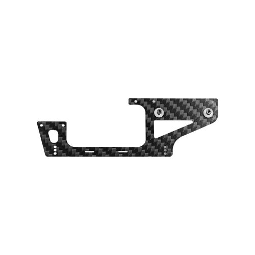 OMPHOBBY M2 Replacement Parts Fuselage Lower Right Carbon Fiber Board Set For M2 Explore OSHM2088