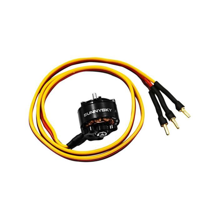OMPHOBBY M2 Replacement Parts Tai Motor Set-Black For M2 Explore OSHM2104