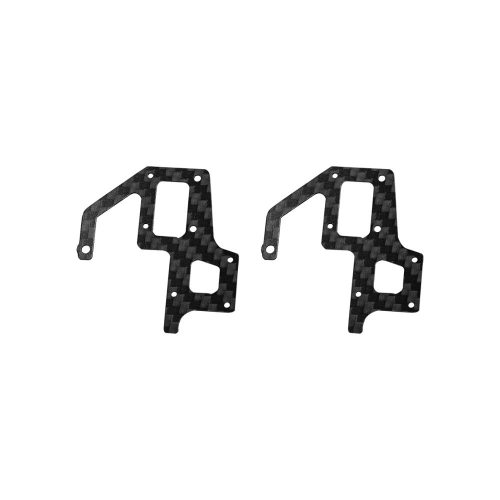 OMPHOBBY M2 Replacement Parts Frame Upper Carbon Fider Set For M2 Explore OSHM2086