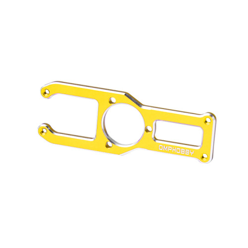 OMPHOBBY M1 Replacement Parts Main Motor Mount Set-Yellow OSHM1045