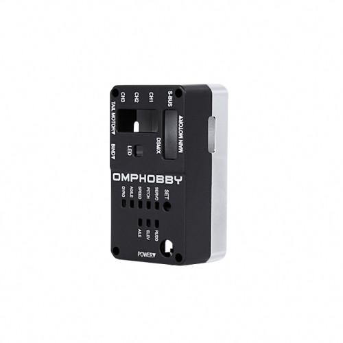 OMPHOBBY M2 Replacement Parts Flight Control Housing V2 Set For M2 V2/Explore OSHM2116
