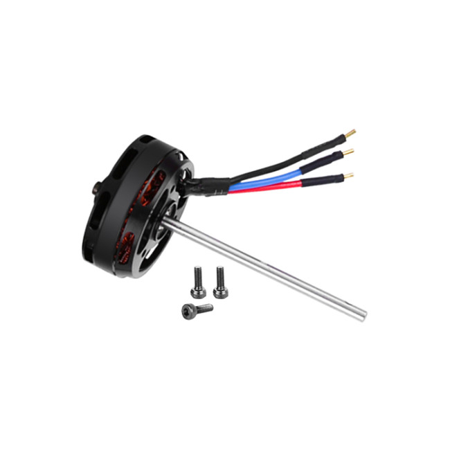 OMPHOBBY M2 Replacement Parts Main Motor Set-Black For M2 Explore OSHM2105