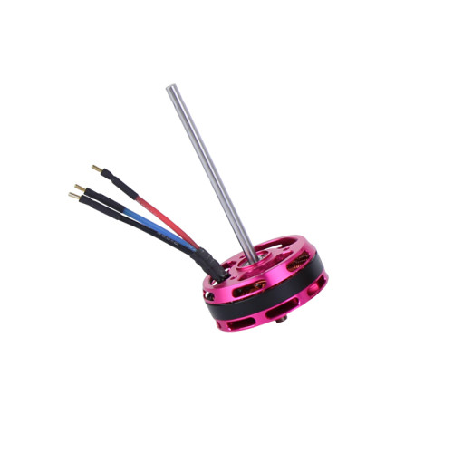 OMPHOBBY M2 Replacement Parts Main Motor Set-Purple For M2 V2 OSHM2120