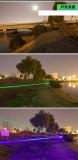 緑光レーザー