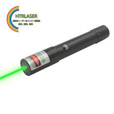 黒色本体グリーンレーザー 100mw高出力USBレーザーポインター