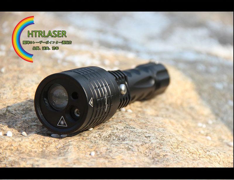 狩猟用レーザーポインター