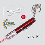 キーホルダータイプミニレーザーポインター 5mW赤色 緑色レーザー 携帯便利 9色本体  ペンフォルダー付き 猫じゃらし カラス対策 クラスIIレーザー 激安価格  卸売り可