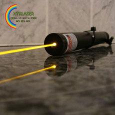 100mw 589nmイエローレーザーポインター 科学研究用 黄色レーザー