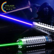 可視光クラスIV高出力レーザーポインター緑色50mw/青色1500mw 選択可 カラス撃退 天文学観察 屋外レーザー