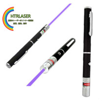 5mw 405nm紫色レーザーペン型レーザーポインター ブルーバイオレット