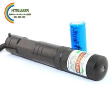 満天星 高品質 851レーザーポインター緑色 30mw 520nm レーザー懐中電灯 カラス退治用