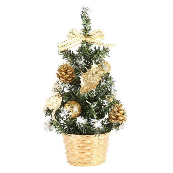 Decor Kinder Kerstboom Artificial Tabletop Mini Christmas Tree