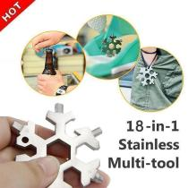 (Buy two get one free+Free shipping)18-in-1 Snowflake Multi-tool