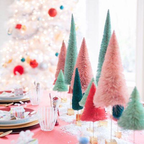 Fake Pine Tree Mini Artificial Christmas Tree