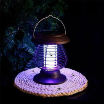 Portable Solar Mosquito Killer Lamp