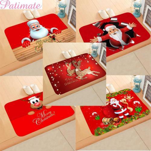 Christmas Flannel Carpet