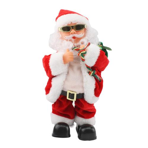Dancing Santa Christmas decoration toy