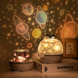 STARRY SKY ROTATING LED LIGHT PROJECTOR