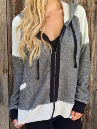 New Fashion Hooded Jacket