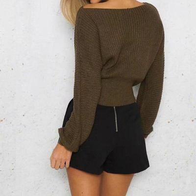 Hot Sale! Sweaters Casual O-Neck Pullovers Computer Knitted Sweater Women Sexy Sweaters Fashion Women Winter Clothes Plus Size
