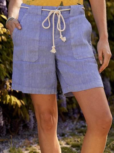 Pockets Casual Pants