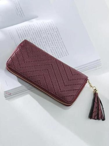 Glamorous Multiple Slots Women Wallets