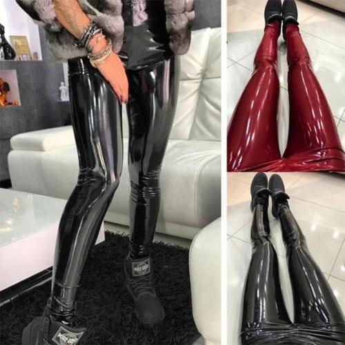 Elastic High Waist Slim Fashion Leggings