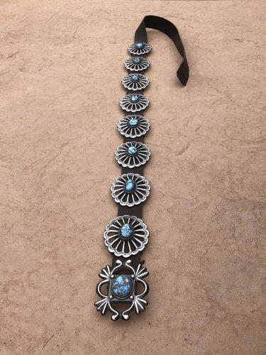 Boho Vintage Belt