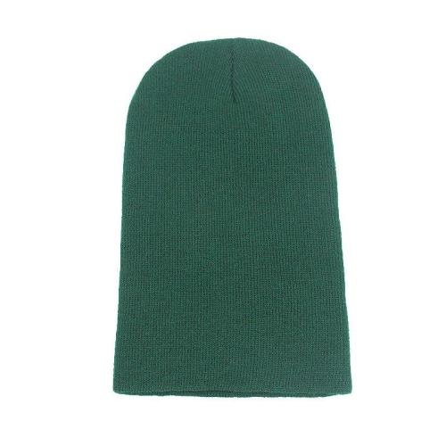 Spring Autumn Knitted Skullies Caps Crochet Female Warm Soft Casual Hat