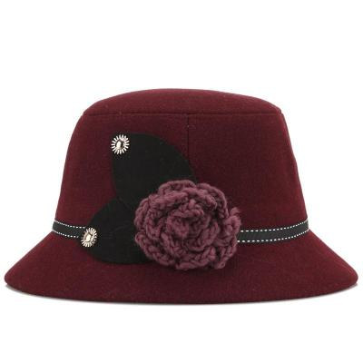 Ladies Hats Fall/winter New Knitted Woolen Hats