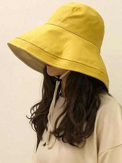 Two-sided Sunscreen Fisherman Hats