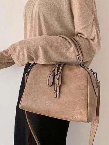 Women's Vintage Commuter Crossbody Tote