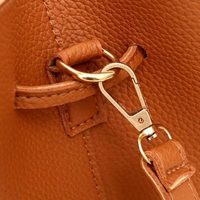 Bag - Four-piece Handbag Set Simple Single Shoulder Bag