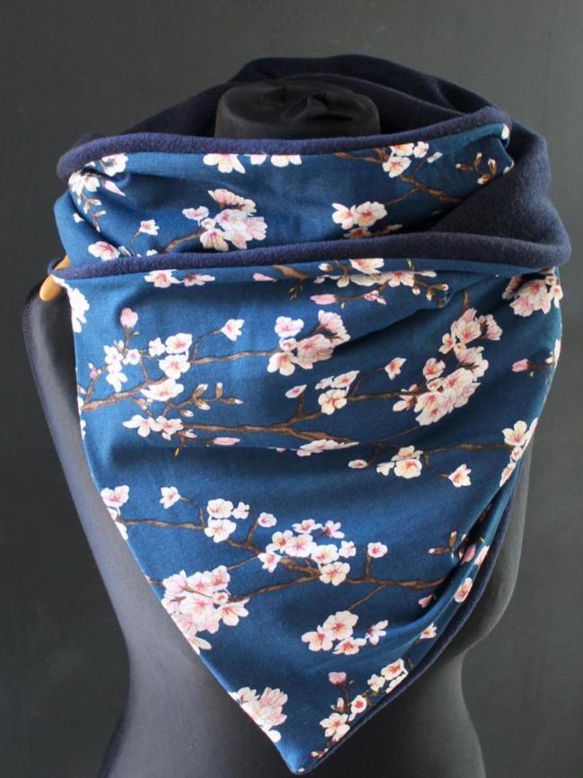 Wrap Scarves & Shawls Printed Triangle Scarf
