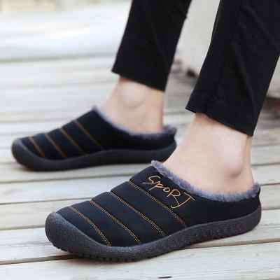 Women Snow Slippers Loafers Booties Casual Shoes