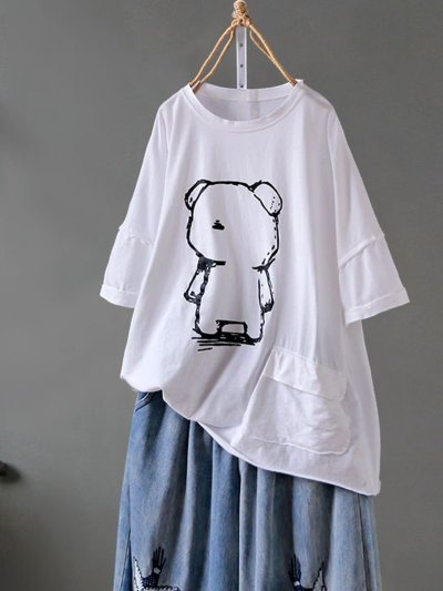Short Sleeve Shirts & Tops
