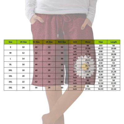 Sweet Flower Print Shorts Women Summer Casual Elastic High Waist Shorts Bottom 2020