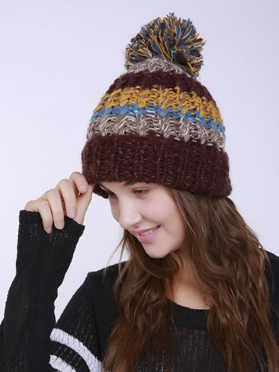 Woven Holiday Daily Woven Hat