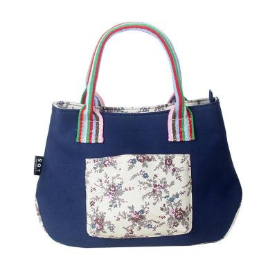 Bag - Printed Durable Thicker Canvas Capacity Bag