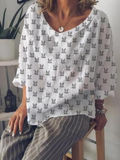 Plus size casual women's clothing