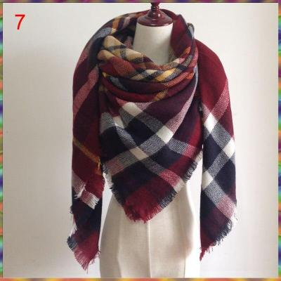 2019 Winter Suqare Scarf Luxury Brand Cheap Price Scarves and Wraps 200 Colors 140x140cm