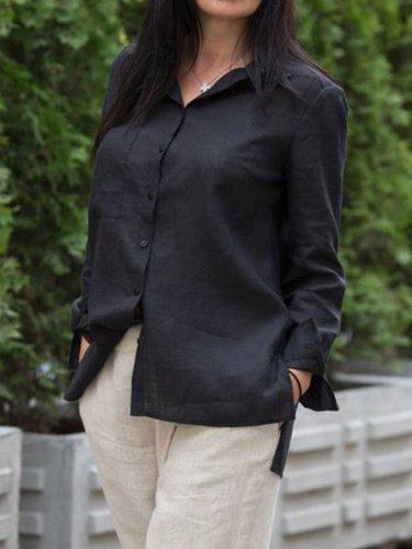 Women Casual Blouse Shirt Tops Tunic