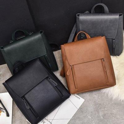 Women Fashion Casual Anti-Theft Backpacks