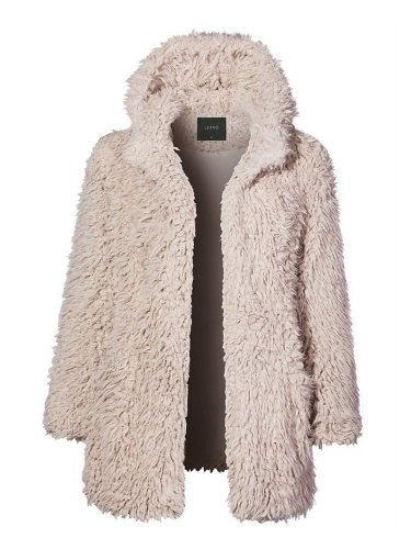 Women Faux Fur Fuzzy Fluffy Sherpa Coat Teddy Bear Coats With Hoodie